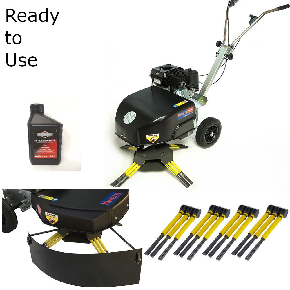 Ready to Use - Kwern Greenbuster  Pro III