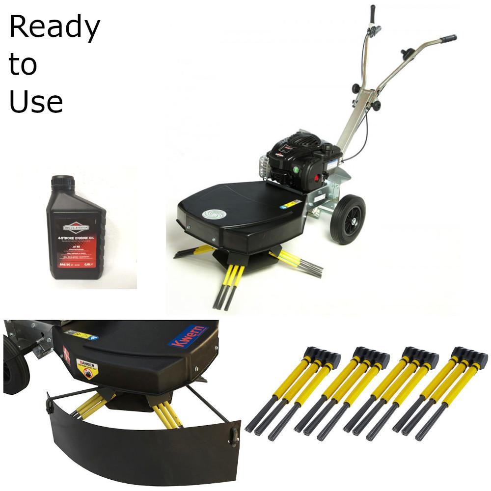 Ready to Use - Kwern Greenbuster  Pro 66